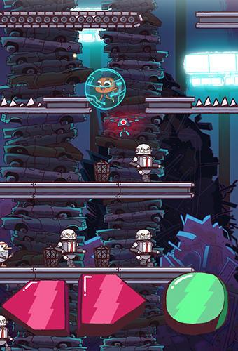 Spiele basierend auf Zeichentrickfilmen Cartoon network: Party dash auf Deutsch