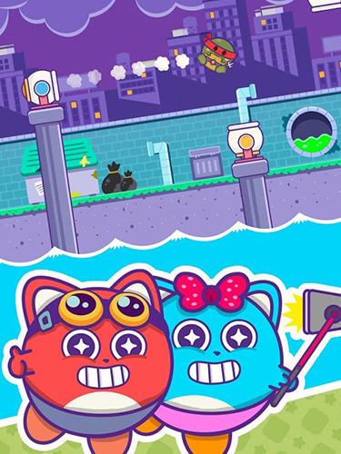 Arcade-Spiele Cannon land family für das Smartphone