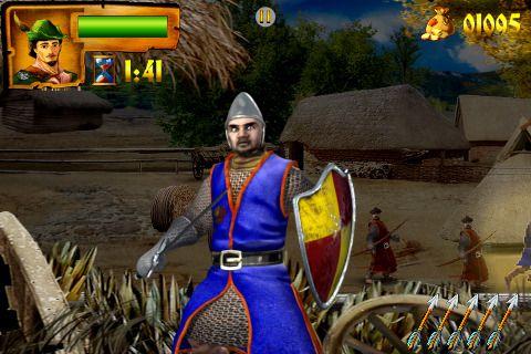 Arcade: Lade Robin Hood: Die Rückkehr von Richard auf dein Handy herunter