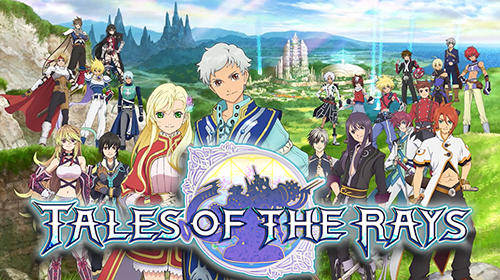 Tales of the rays ícone