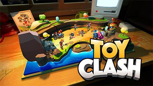 Toy clash captura de tela 1