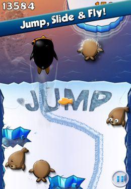 Le Pinguin Volant pour iPhone gratuitement