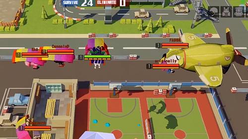 Cardboard clash screenshots