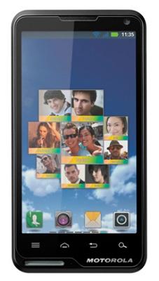 Motorola Atrix TV XT682 apps