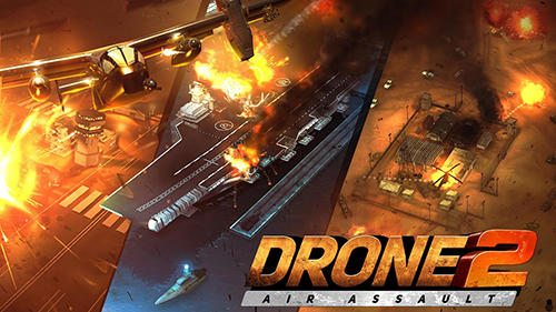 Drone 2: Air assault Screenshot