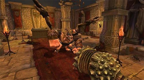 Fantasy-Spiele Iron blood: Dawn in the dark auf Deutsch