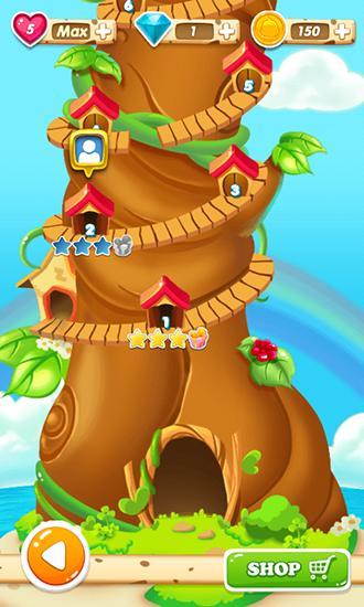 Arcade Bird paradise für das Smartphone