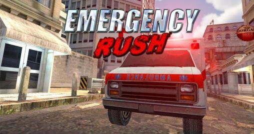 Emergency rushcapturas de pantalla