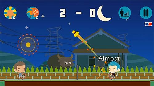 Badminton stars の日本語版