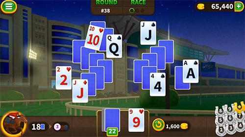 Solitaire dash: Card game für Android