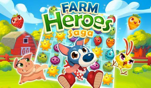 Farm heroes sagacapturas de pantalla