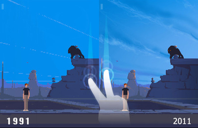 Action games: download Another World to your phone