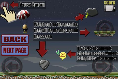 Arcade-Spiele: Lade Faules Ei auf dein Handy herunter
