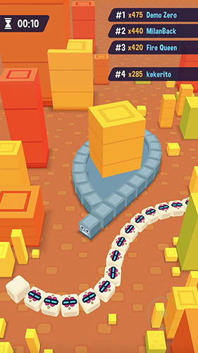 City snake for Android
