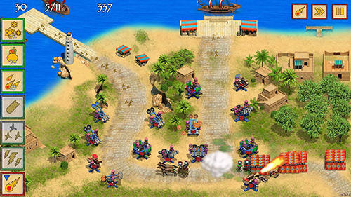 Defense of Egypt: Cleopatra mission für Android