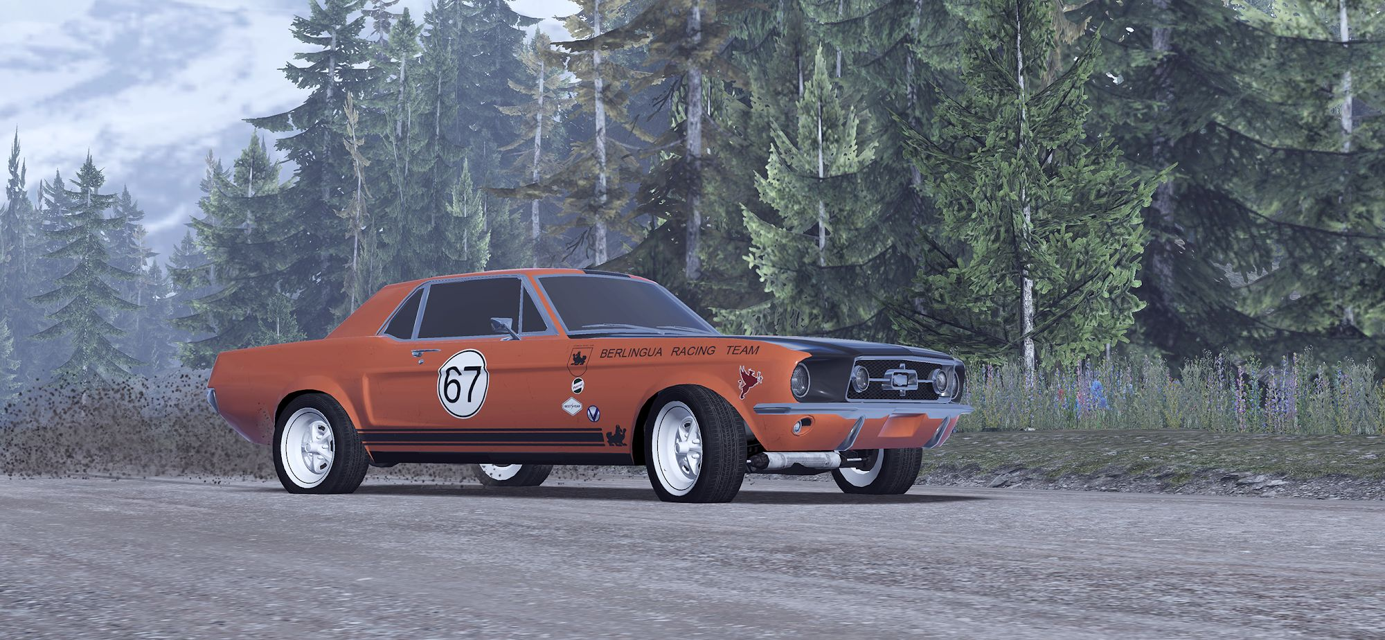 CarX Rally screenshot 1