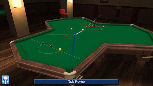 Brett: Lade Pro Snooker und Pool 2015 für dein Handy herunter