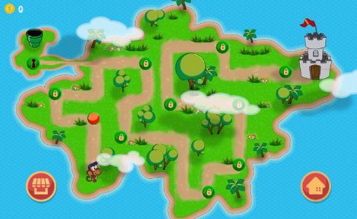 Jungle hero для Android