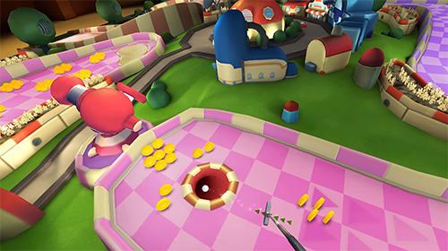 Arcade-Spiele Wonderglade für das Smartphone