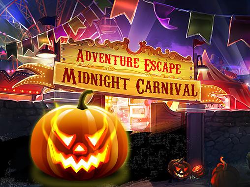 Adventure escape: Midnight carnival screenshot 1