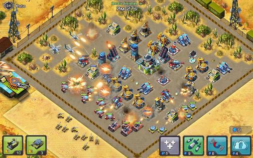 Iron desert para Android
