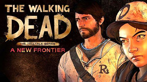 logo The Walking Dead: Eine neue Grenze