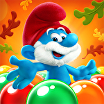 アイコン Smurfs bubble story