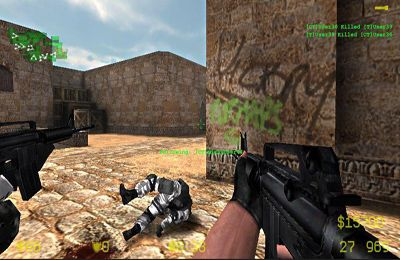 Counter Strike for iPhone for free