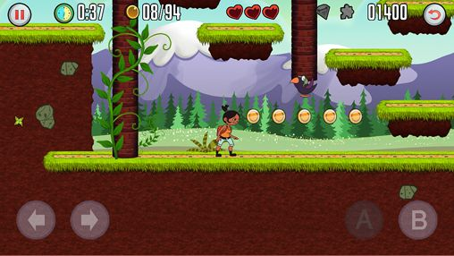 Screenshot Avas Quest auf dem iPhone