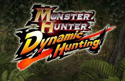 логотип Динамічний бій з монстрами