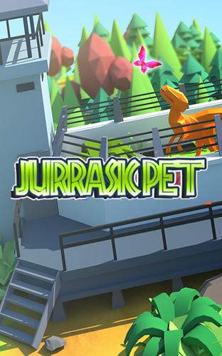 Jurassic pet: Virtual dino zoo Screenshot