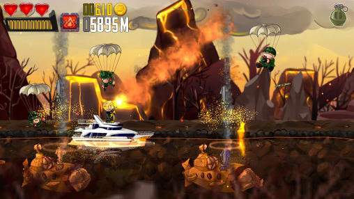 Ramboat: Hero shooting game für Android