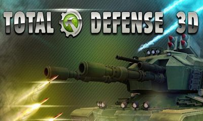 Total Defense 3D Symbol