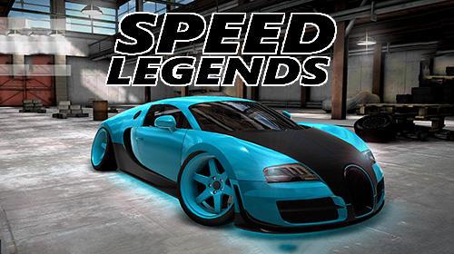 Speed legends: Drift racing icône