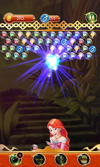 Princess bubble kingdom скриншот 1