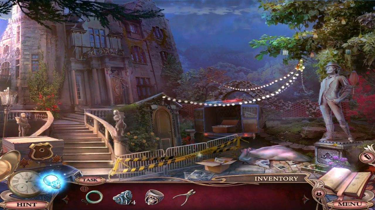 Grim Tales: The Time Traveler - Hidden Objects pour Android