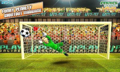 Striker Soccer London screenshot 1