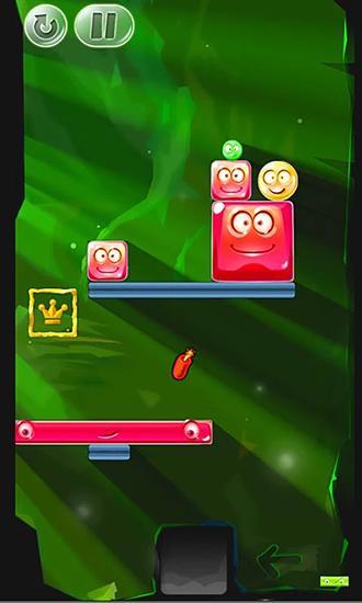 Physikspiele Crystal stacker auf Deutsch