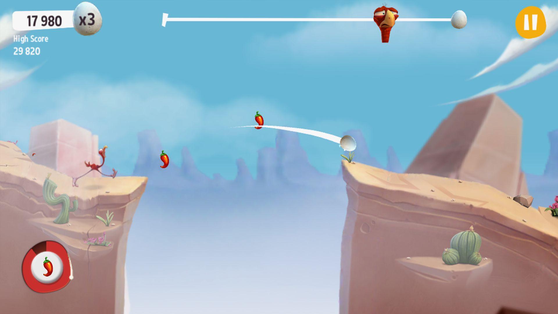 Cracké Rush - Free Endless Runner Game для Android