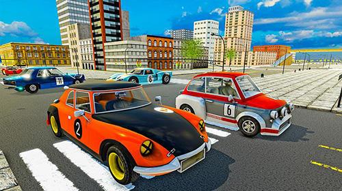 Ultimate car driving simulator: Classics Screenshot