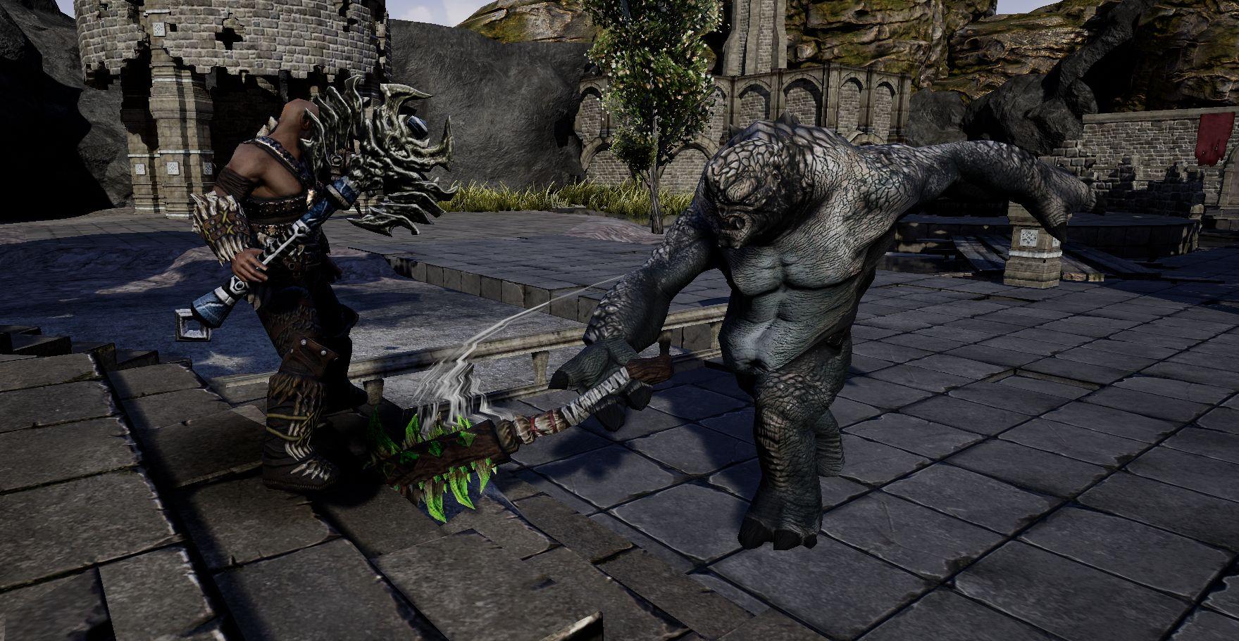 Juegos de fantasía The Slayer Rpg en español