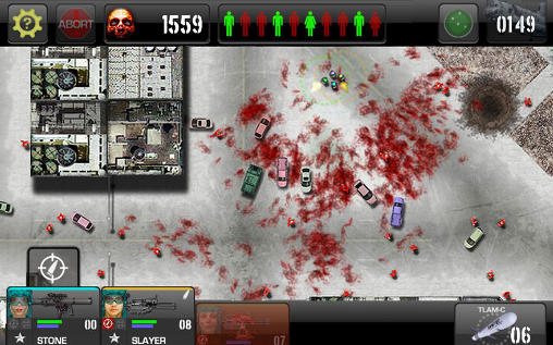War of the zombie für Android