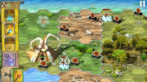 Caveman wars Screenshot