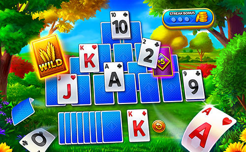 Solitaire: Grand harvest para Android