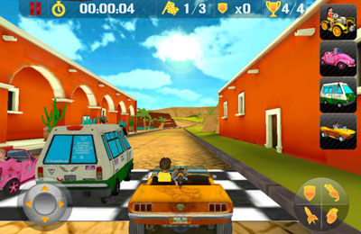 Racing games: download Chundos + turbo to your phone