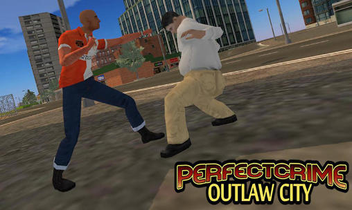 Perfect сrime: Outlaw city icône