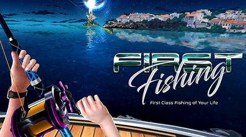 First fishing capture d'écran 1