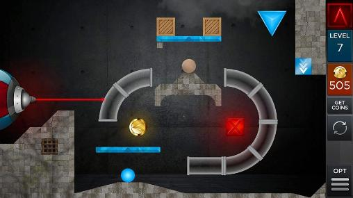 Laserbreak: Laser puzzle для Android