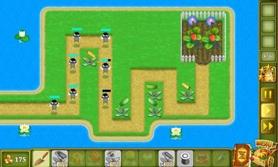 Garden Rescue for Android