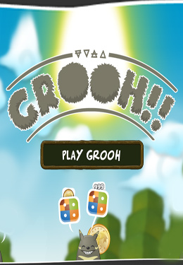 Screenshot Grooh on iPhone
